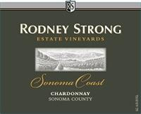 Rodney Strong Chardonnay Sonoma Coast 2012 750ml